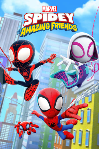 Poster Marvel's Spidey and His Amazing Friends