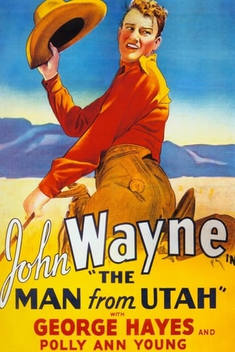 Poster of The Man From Utah