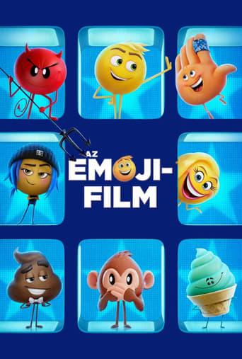 Poster of Az Emoji-film