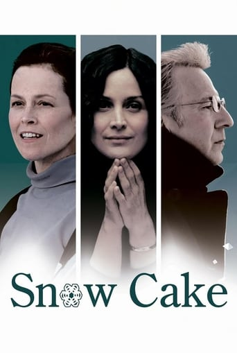 Poster of Snow Cake