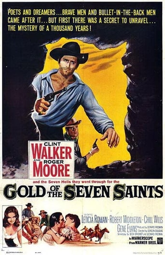 Poster of Gold of the Seven Saints
