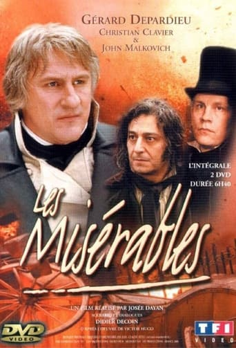 Les Misérables - Gefangene des Schicksals - Drama / 2000 / 1 Staffel