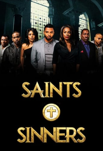 Poster of Saints & Sinners fragman