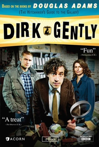 Poster of Dirk Gently
