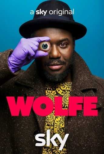 Wolfe Poster