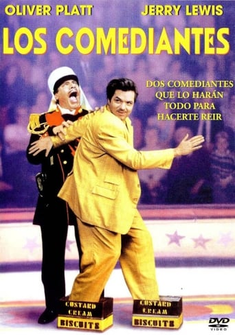 Poster of Los comediantes