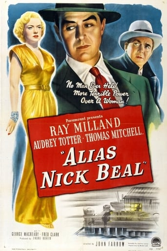 Poster of Alias Nick Beal