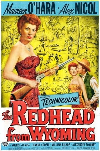 Watch The Redhead from Wyoming Free Movie Online