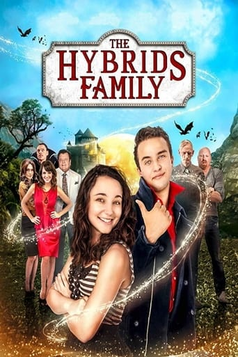 Watch The Hybrids Family Online Free Putlocker