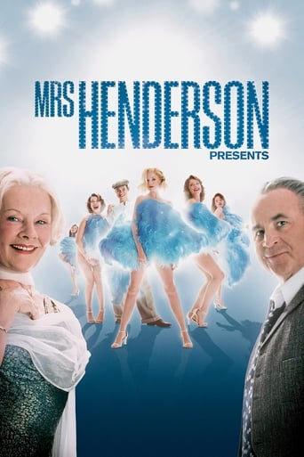 Poster of Mrs Henderson Presents
