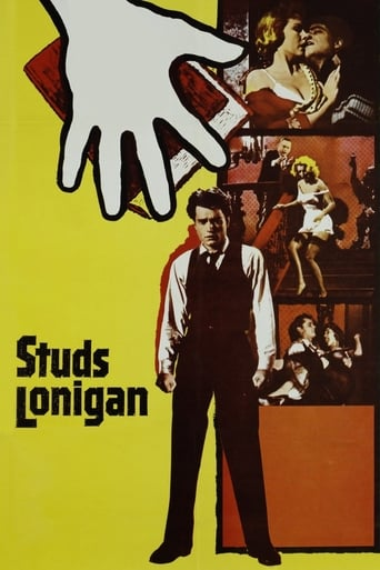 Poster of Studs Lonigan