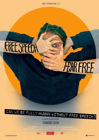 Free Speech Fear free - 2017 / ab 0 Jahre