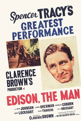Poster of Edison, the Man