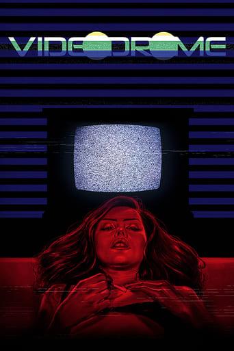 Videodrome: A Síndrome do Vídeo - Poster
