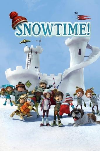 Sniego mūšis / Snowtime! (2015) žiūrėti online