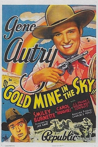 Poster of Gold Mine in the Sky