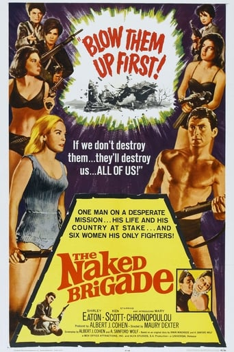 Poster of The Naked Brigade