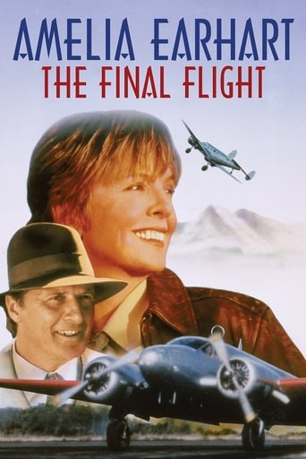 Poster of Amelia Earhart: The Final Flight