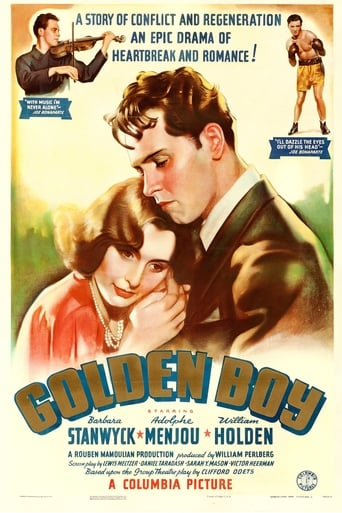Poster of Golden Boy