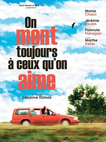 Poster of On ment toujours à ceux qu'on aime