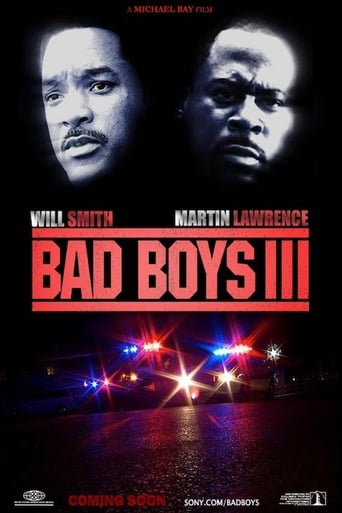 Bad Boys III: For Life