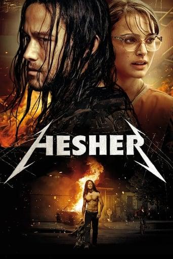 Hesher Movie Poster