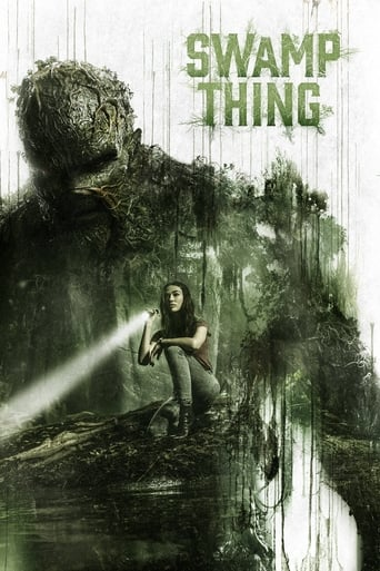 Swamp Thing 1ª Temporada - Poster
