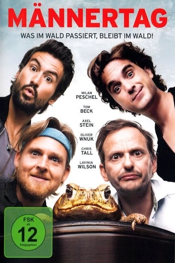 Filmplakat von Männertag