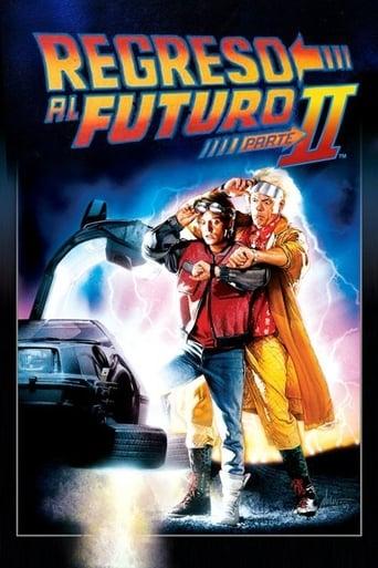 Poster of Regreso al futuro II