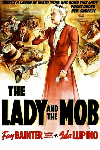 Poster of The Lady and the Mob