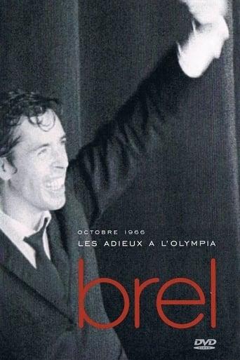 Watch Jacques Brel - Les Adieux à l'Olympia Online Free Putlockers