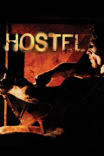 Poster of Hostel