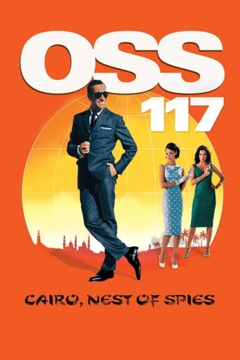 OSS 117: Le Caire, Nid D'Espions streaming