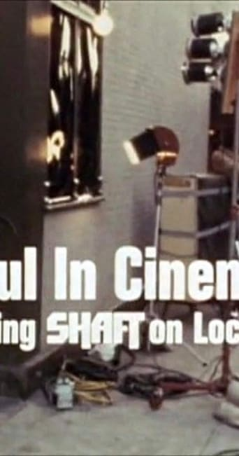Poster of Soul in Cinema: Filming Shaft on Location