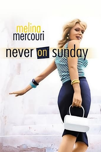 Poster of Never on Sunday