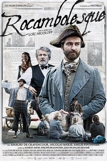 Poster of Rocambolesque