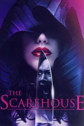 Poster of The Scarehouse