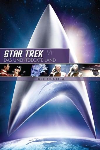 Star Trek VI - Das unentdeckte Land - Science Fiction / 1992 / ab 12 Jahre