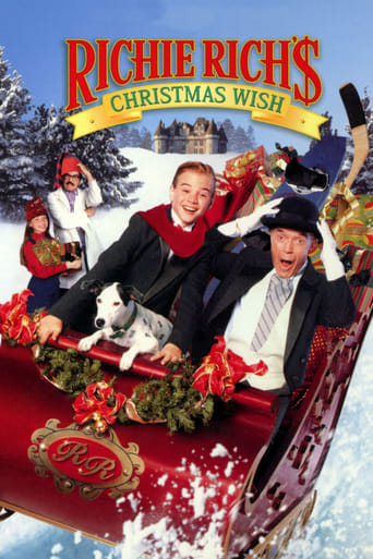 Poster of Richie Rich's Christmas Wish