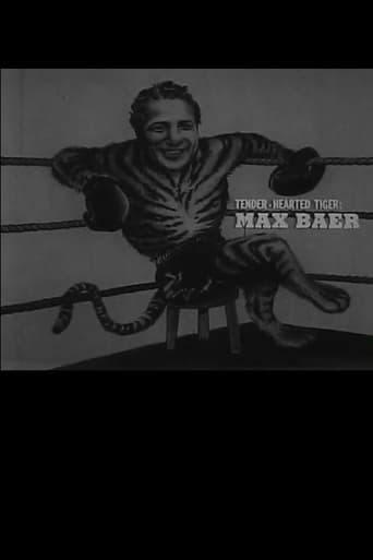 Tender Hearted Tiger: Max Baer Movie Poster