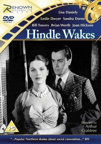 Poster of Hindle Wakes