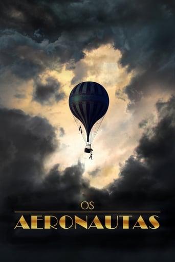 Os Aeronautas - Poster