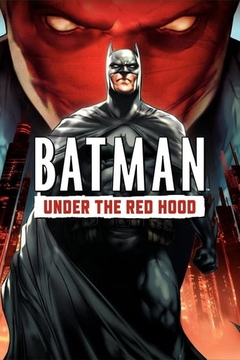 Poster of Batman: Under the Red Hood