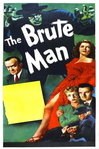 Poster of The Brute Man