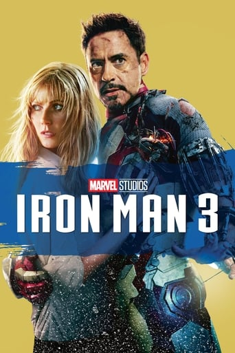 Poster of Iron Man 3