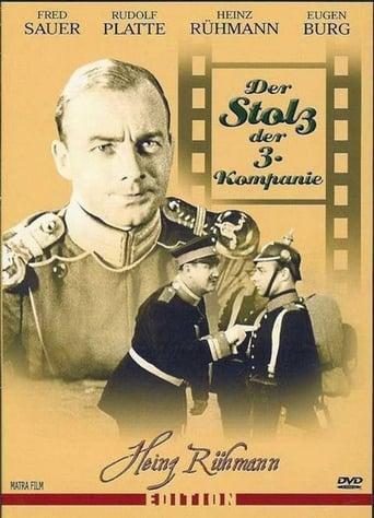Poster of Der Stolz der 3. Kompanie