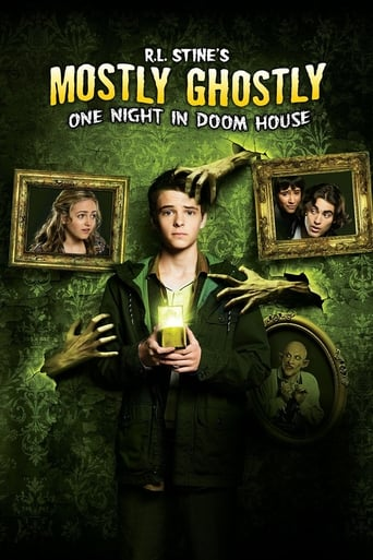 Poster of Mostly Ghostly 3: One Night in Doom House