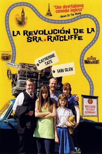 Poster of La revolución de la Sra. Ratcliffe