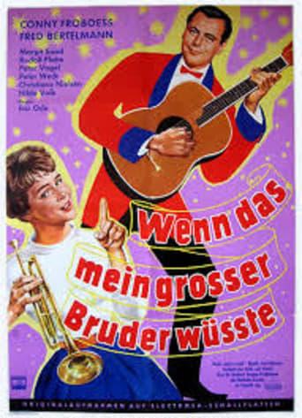 Poster of Wenn das mein großer Bruder wüßte