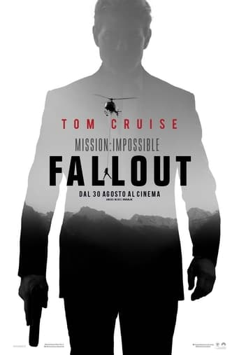 Poster of Mission: Impossible - Fallout